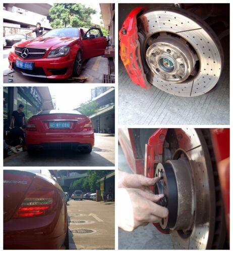 "4 30mm 1.18/"" Wheel Spacers for Mercedes AMG GT GTC GTR GTS  SLK R171 R170 /& Audi"