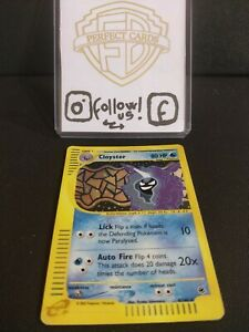 POKEMON-EXPEDITION-HOLO-CLOYSTER-8-165-PL-PR-ENG