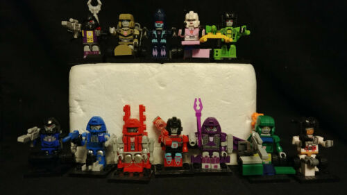 Kreo Kreon Transformers Micro Changers Series Collection 2 Sets /& Individuals