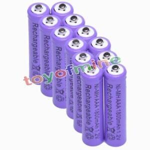 12-pcs-AAA-1800mah-rechargeable-batteries-purple