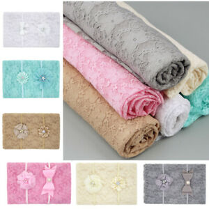 Props-Kids-Accessories-Stretch-Newborn-Blanket-Swaddle-Baby-Wrap-Photography