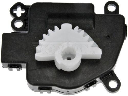 HVAC Heater Blend Door Actuator Dorman 604-322 fits 14-18 Ford Fiesta