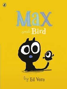 Max-and-Bird-by-Vere-Ed-ExLibrary