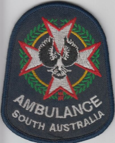 Ambulance Service South Australia patch for sleeve, popular