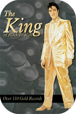 Elvis Presley Al King Porta Pillole con Losanghe menta piperita Nr. 6