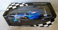 JACQUES VILLENEUVE F1 AUTOGRAPHED 2005 SAUBER PETRONAS SHOW CAR MINICHAMPS #11