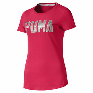 PUMA-Women-039-s-Athletics-Tee