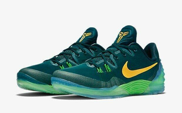 Zoom Kobe Venomenon 5 Radiante Hypebelt  Emerale Dimensione 9.5 Basketball Bryant NBA  nelle promozioni dello stadio