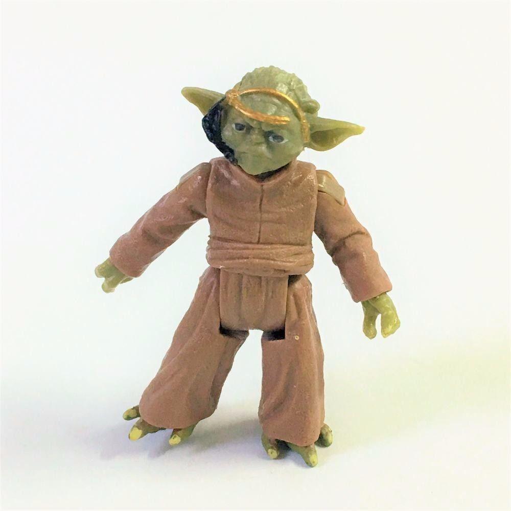 3.75 Inch Star War Figure SKYWALKER Clone Yoda Trooper Yoda Clone Carnor Darth Wader Droid 32278f