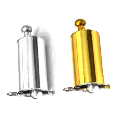 Portable Magic Pocket Staff Steel Metal Outdoor Sport Magical Wand Gold Toys kk