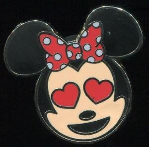 Emoji-Blitz-Minnie-Booster-Heart-Eyes-Disney-Pin-122053