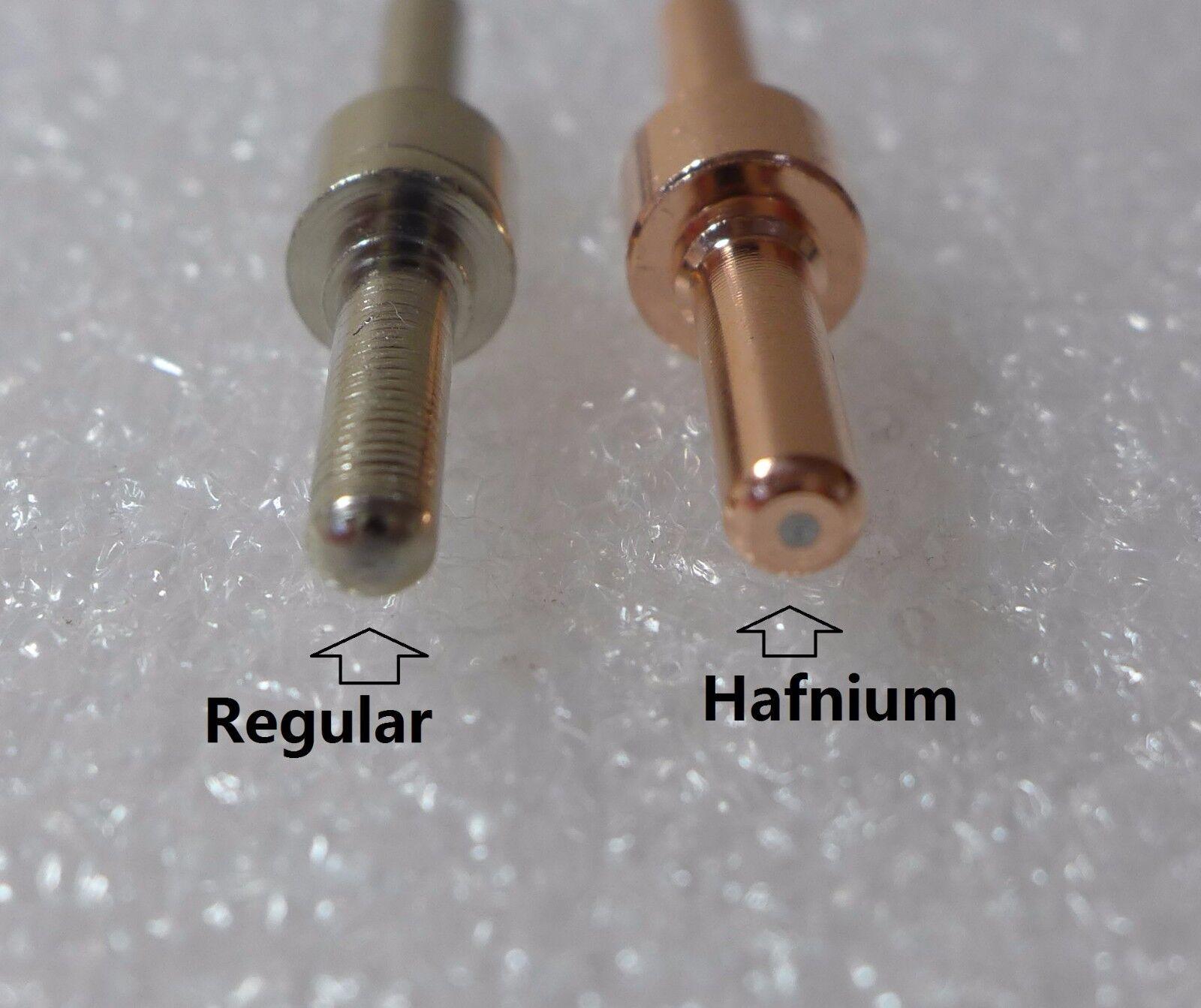58pcs Hafnium short tip electrode LOTOS LT5000D Plasma
