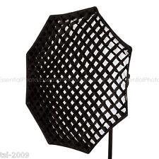 95cm Octagon/Octagonal Softbox 5cm Honeycomb Grid octagbox Bowens S type Fitting