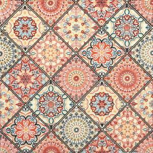 4x-Paper-Napkins-for-Decoupage-Craft-Mandala-Boho-Chic-Stile