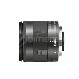 Canon E-55 Tapa de objetivo para objetivo EF-M 11-22mm f//4-5.6 IS STM negro