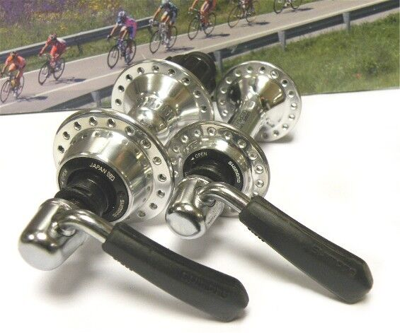 Shimano  XT M732-730 36 holes hubset with skewers  choices with low price