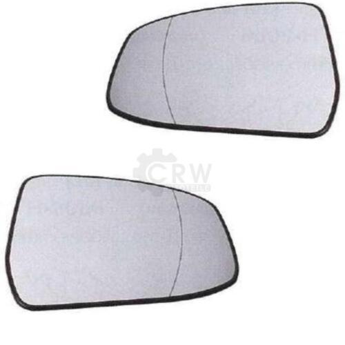 Spiegelglas Spiegel Set Ford Focus II 04-07 rechts /& links Satz QZ9