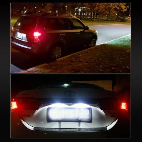 2Pcs 1156 PY21W BAU15S 7507//1157 7506 Auto LED Canbus 3014 Error FREE Car Light