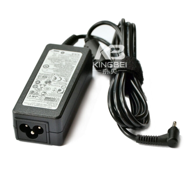 Lot 40W 19V 2.1A Adapter Power Supply Charger Cable For Samsung Laptop 3.0*1.1mm