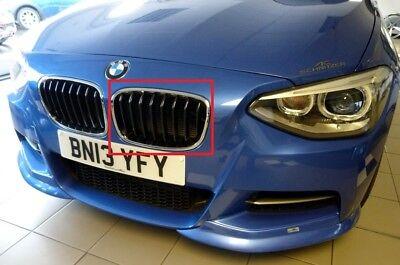 New Genuine BMW 1 F20 F21 LCI Front Bumper Kidney Grille Left 7464495 OEM