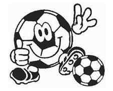 Fußball Wandaufkleber Wandtattoo Fussball Aufkleber
