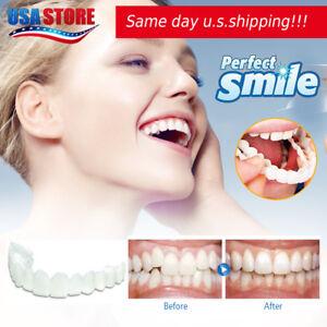 New-Cosmetic-Dentistry-Perfect-Smile-Comfort-Fit-Flex-Teeth-Veneers-USA