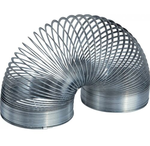 NIB Slinky The Original Brand Giant Metal Proof Stinky