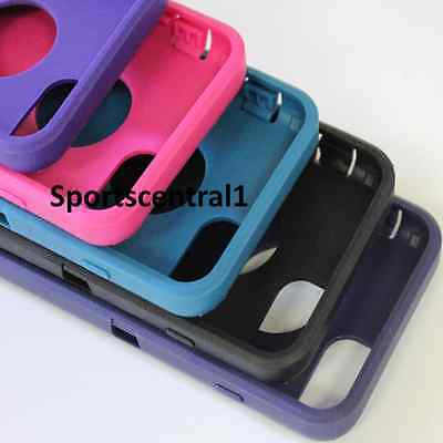 sports shoes 79f50 10809 Replacement Outer Rubber Silicone For iPhone 6 Plus 5.5 OtterBox Defender  Case | eBay