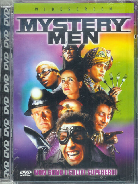 Mystery Men (1999) DVD Edizione Jewel Box