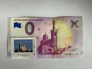 Billet Euro Souvenir / Banknote Euro Schein - 2018 Marseille Notre Dame De La Ga Sbpvssdl-07233910-776662760