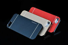 "Motomo Metal Aluminum Hard Cover Case For iPhone 5 5S ""GOLD"""