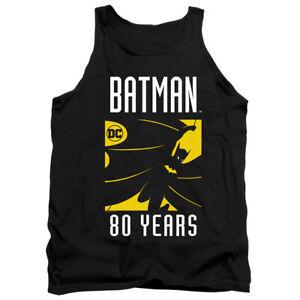 BATMAN-SILHOUETTE-Licensed-Men-039-s-Graphic-Tank-Top-Sleeveless-Tee-SM-2XL