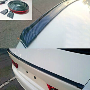 Car-Spoiler-Exterior-Hatch-Gate-Replacement-Accessories-Universal-Reliable