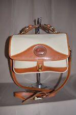Dooney & Bourke All Weather Leather Vintage Carrier Shoulder Bag Handbag Purse