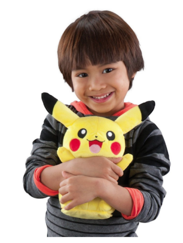 Talking Pikachu Toy Interactive Pokemon Plush Doll Doll Doll Toddler Kids Anime Soft New a4f43b
