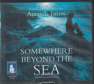 Amanda-James-Somewhere-Beyond-The-Sea-8CD-Audio-Book-Unabridged-Romance-FASTPOST