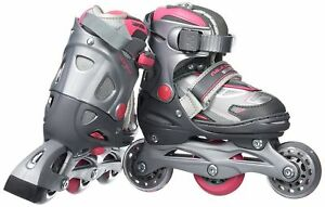 Schreuders Sport Nijdam Junior Semisoftboot Adjustable Inline Skates 30  33 - manchester, Greater Manchester, United Kingdom - Schreuders Sport Nijdam Junior Semisoftboot Adjustable Inline Skates 30  33 - manchester, Greater Manchester, United Kingdom