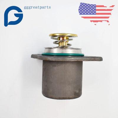 Thermostat Kit 71° 159.8F for International DT466E DT530E 481832 1830256C93 US