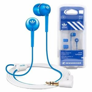 Sennheiser OCX 685i Adidas Sports In Ear Headphones White (Discontinued by Manufacturer)