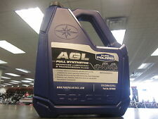Pure Polaris 1 Gallon AGL ATV Ranger RZR Gearcase and Transmission Fluid
