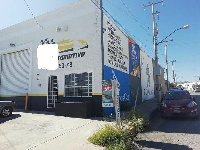Bodega Renta en Avenida Colón Chihuahua