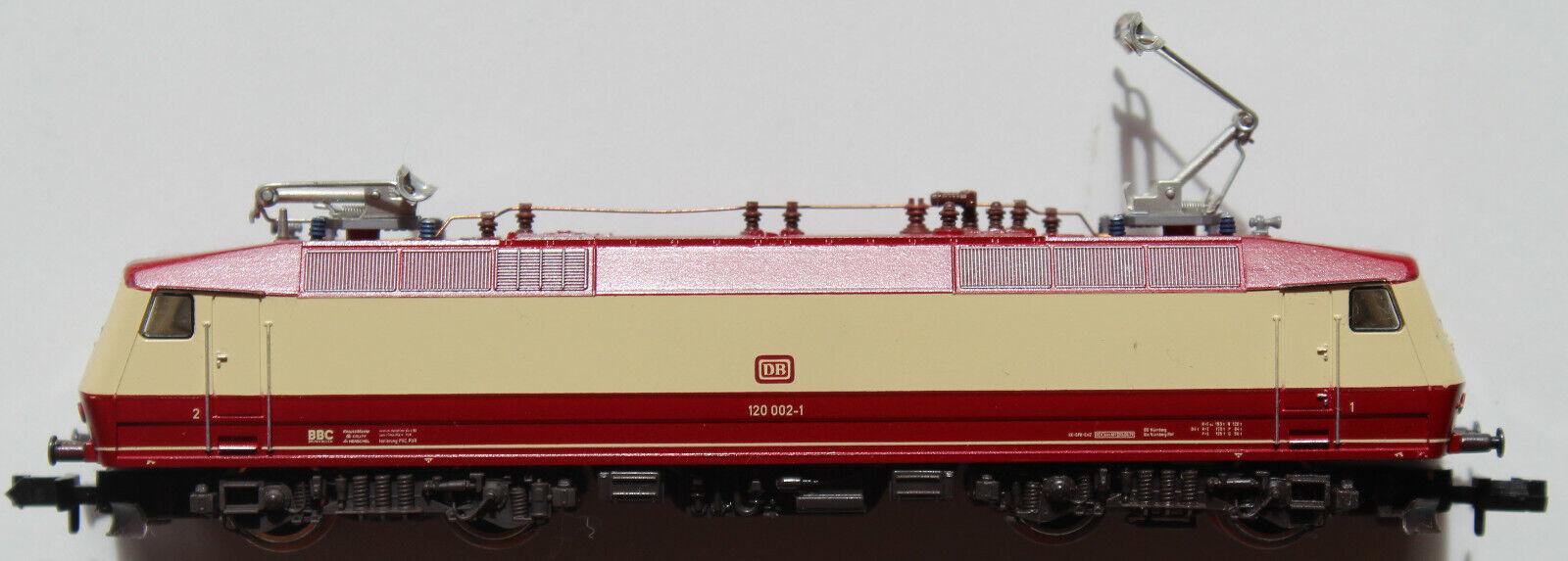Spur N Fleischmann 7350 BR 120 002-1 DB