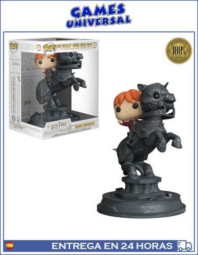Funko Pop Harry Potter Ron Weasley Riding Chess Piece