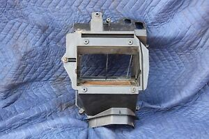Heater-Core-Box-Housing-Case-OEM-1984-C4-Corvette-3052455