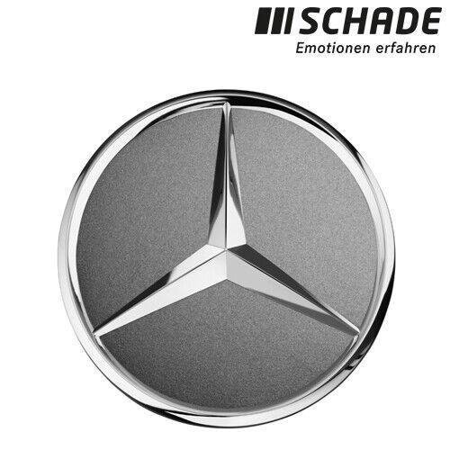 Original Mercedes radnabenabdeckung embellecedores Himalaya gris a22040001257756