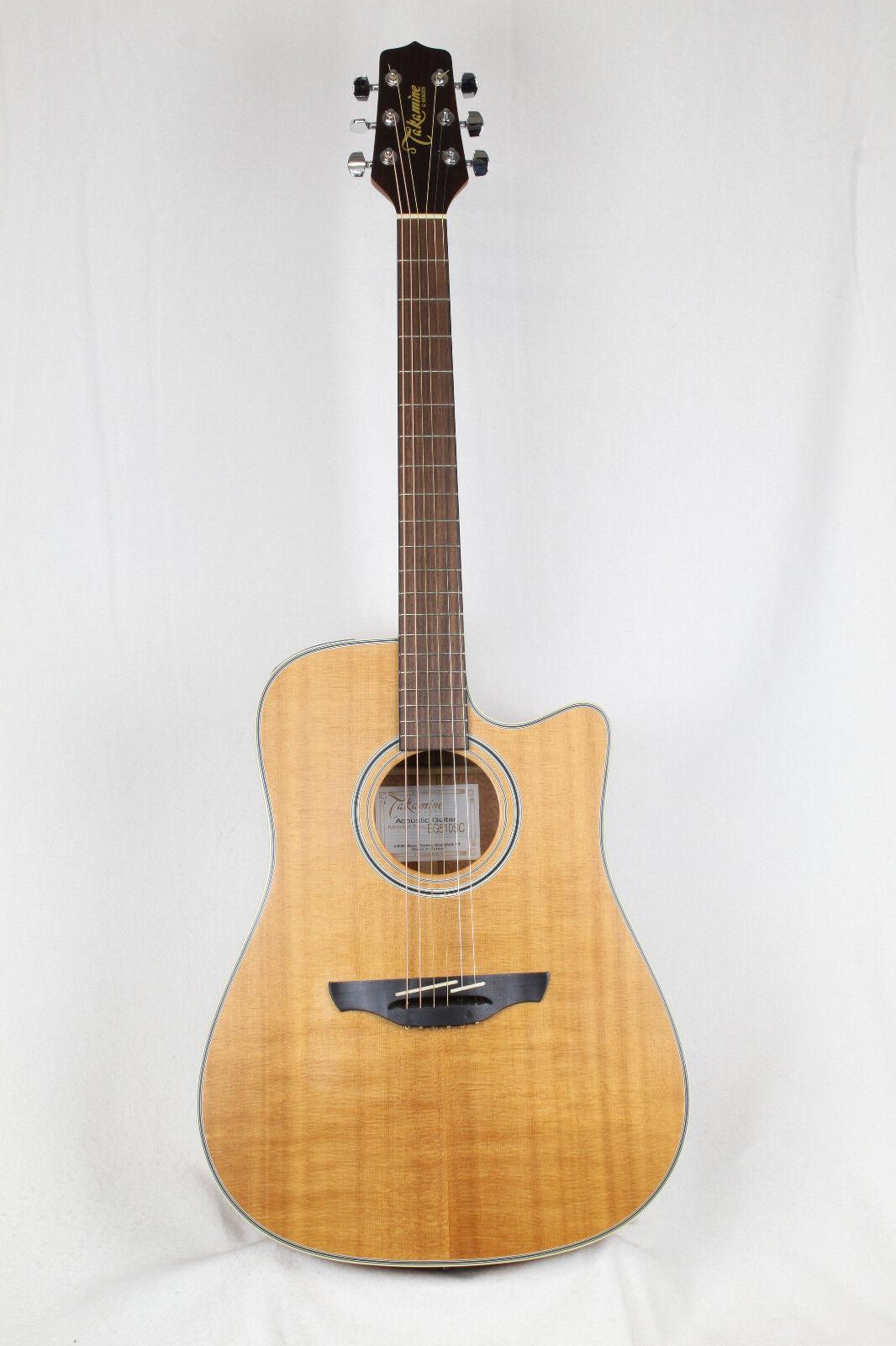 Takamine EG510SC Dreadnought  Westerngitarre