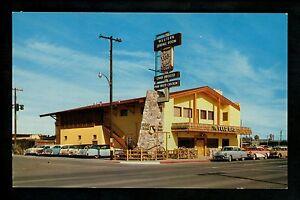 Feed-Bag-Western-Dining-Room-postcard-Restaurant-Mesa-Arizona-AZ-Main-St
