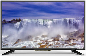 Sceptre 32 Class FHD FULL HDTV 1080P LED TV X325BV-FSR HDMI VGA Clear *NEW*