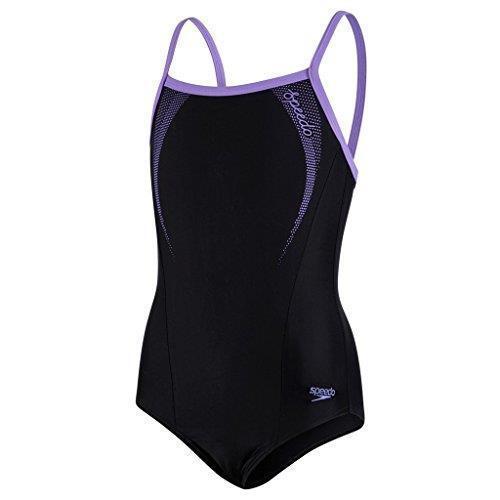 Speedo Girls/' Thinstrap Muscleback Swimsuit
