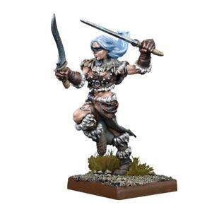 Mantic-Reyes-De-Guerra-medio-elfo-de-vanguardia-Alianza-del-Norte-Berserkers